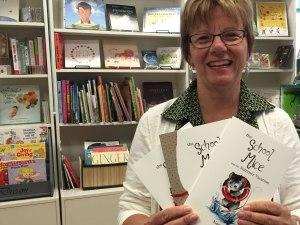 Author Nancy Higham