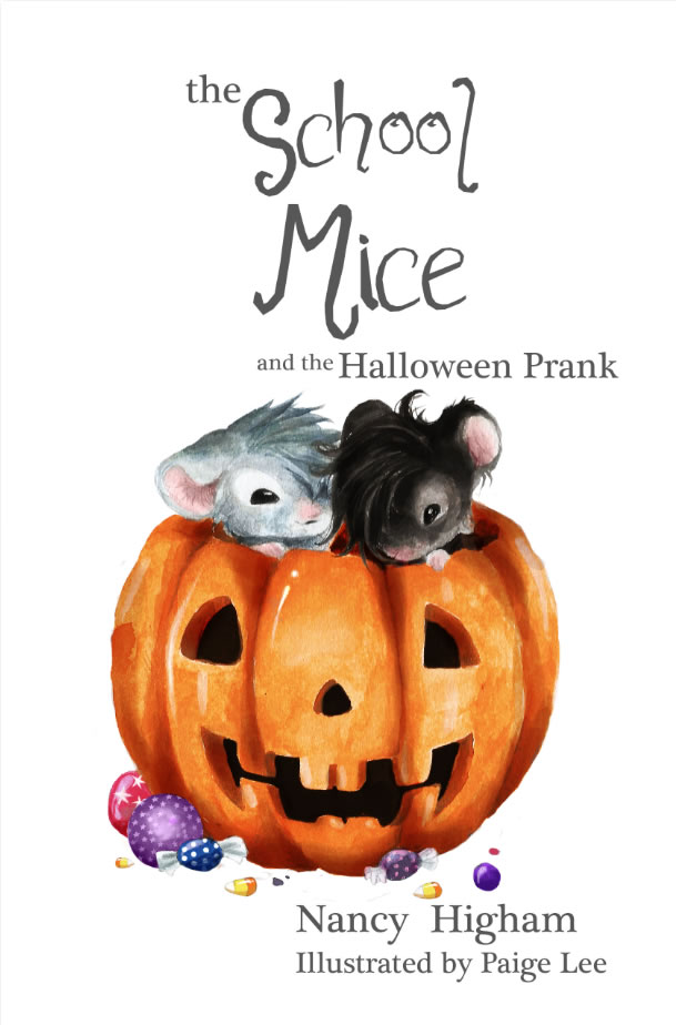 The School Mice and the Halloween Prank