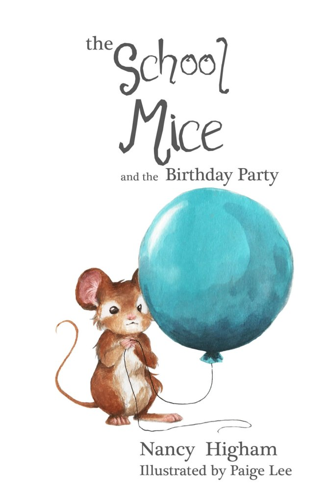 The School Mice and the Birthday Party book cover